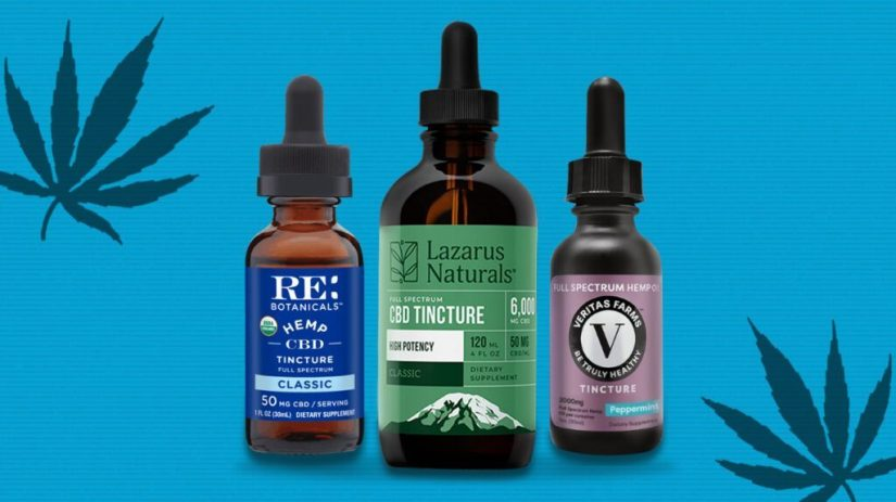 CBD Cannabis Products for inflammation